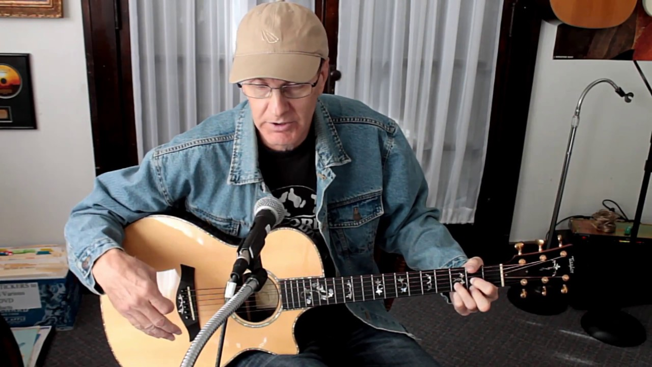 """How to play Tom Petty's """"Into the great wide open"""" - YouTube"""