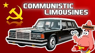 7 Of The Most Popular Communistic Luxury Limousines