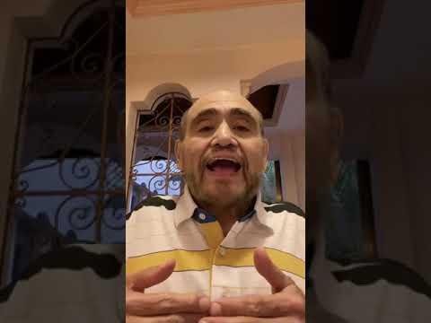 """Saludo de bienvenida """"Hola Mi Fan"""" del entrañable actor Edgar Vivar"""