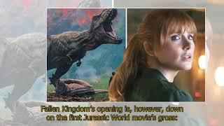Jurassic World 2 Fallen Kingdom: GOOD NEWS for sequel after mixed reviews
