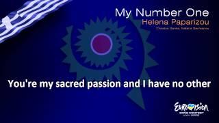 "Helena Paparizou - ""My Number One"" (Greece) - [Instrumental version]"