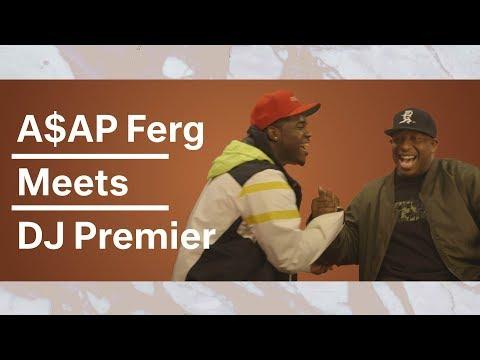 When A$AP Ferg Met DJ Premier