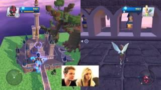 Découverte Toybox Disney Infinity 2.0 Avec Frusties !