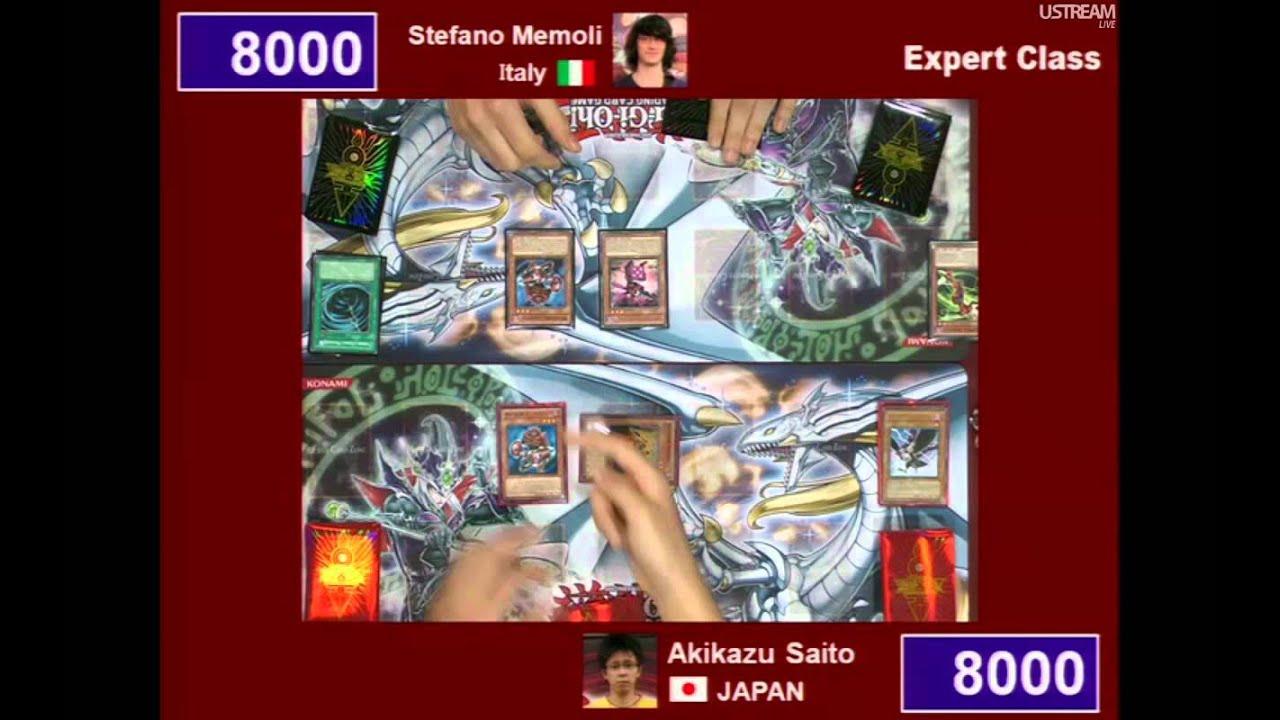 Yu-Gi-Oh! 2012 World Championship Final Match Part 03 ...