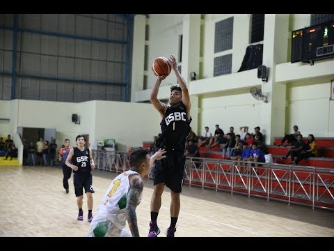 Game Highlights: GSBC A Vs SONIC (KEJURDA DIVISI A)
