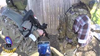 D14 Airsoft | Valentines Day Airsoft | Wolverine Smp | Texas Task Force Milsim | 2/14/15