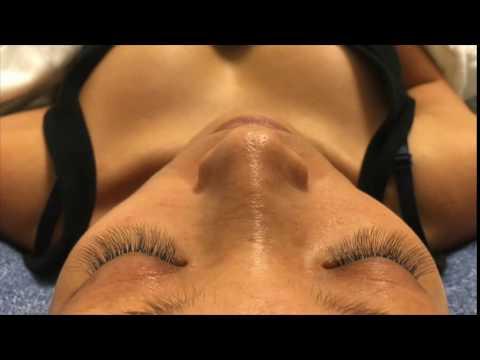 Eyelash Extensions Oahu. Volume 3D Natural Look