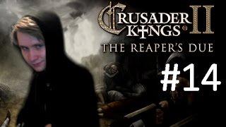 CK2 Reaper's Due - Immortal Ruler - Part 14: Good ol' religious persecution