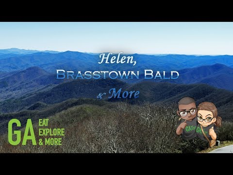 Places to explore & things to do in Georgia: Helen, Brasstown Bald, & More