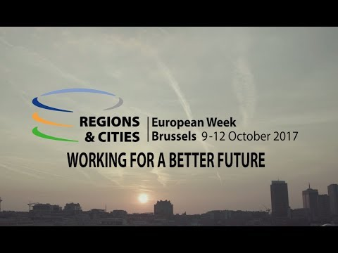 EU Regions Week - Be part of it - Register now !
