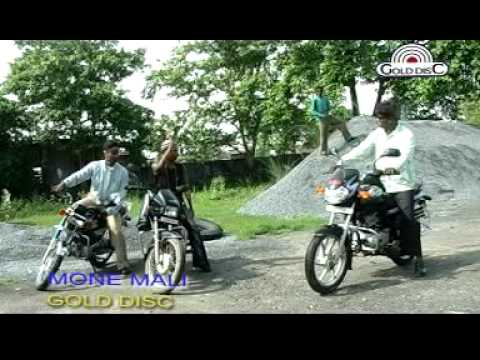 Mone Mali - Part 2 | Romantic Santali Film | Full Action And Romance | Gold Disc
