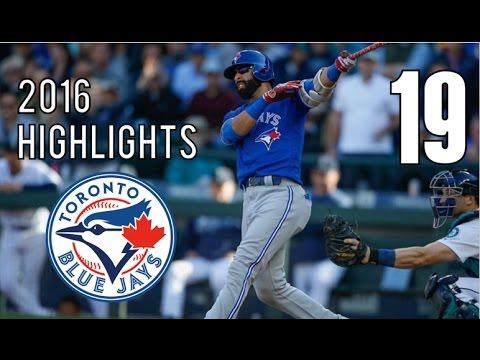 Jose Bautista | 2016 Highlights