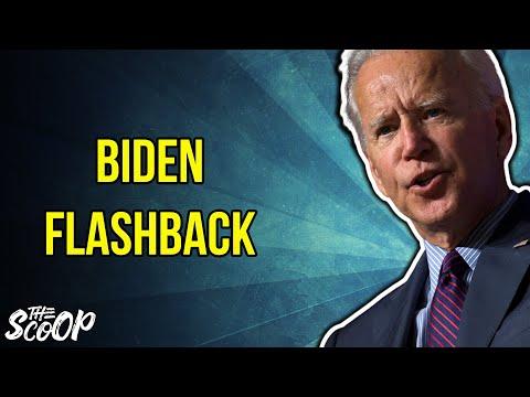 Flashback: Joe's Crime Bill Speech