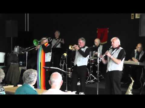 The Tame Valley Stompers - play 'Hiawatha Rag'