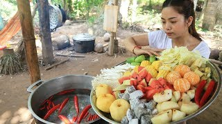 Yummy cooking soup fruit recipe - Cooking skill