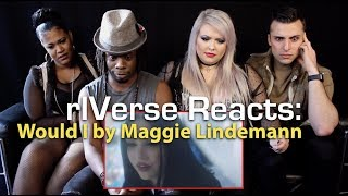 Download rIVerse Reacts: Would I by Maggie Lindemann - M/V Reaction Mp3
