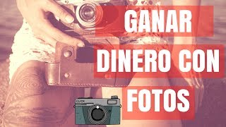 ✅ MEJORES 5 PLATAFORMAS PARA GANAR DINERO CON FOTOS