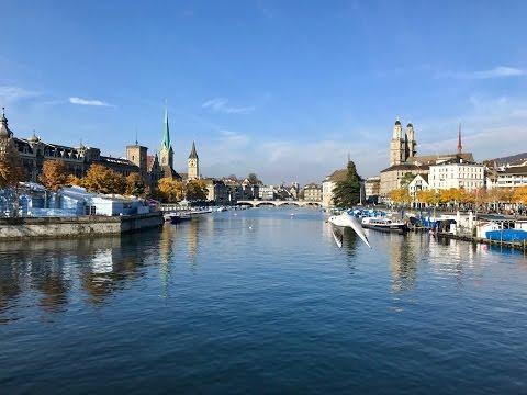 24 HOURS IN ZURICH - Travel guide - Activities - What to do - tips & tricks