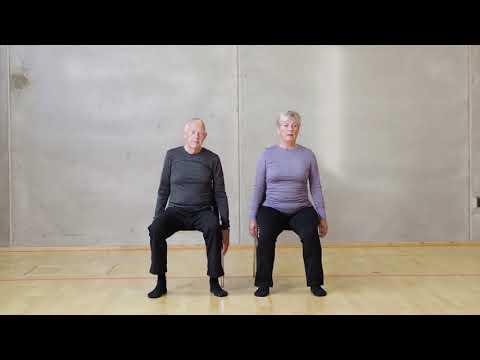 Stoletræning - Sidebøjninger i rygsøjlens tre plan