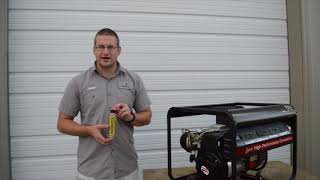 Tech-Tips. Fix and start your Generator in as little as 15 minutes.