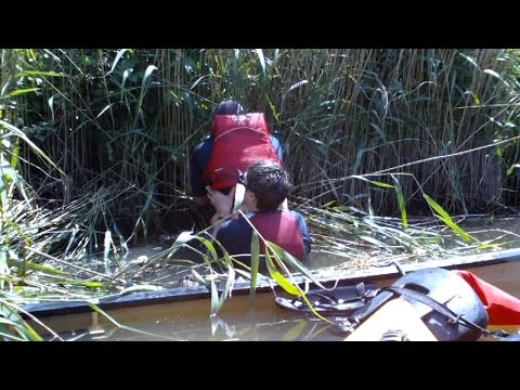 CANOE TRIP GOES WRONG - RESCUE