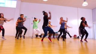 Stage Ragga Dancehall avec Jay-C Val, Centre Showtime Danse, Cergy