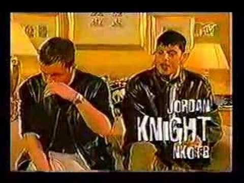 NKOTB Face The Music Promotion 1994