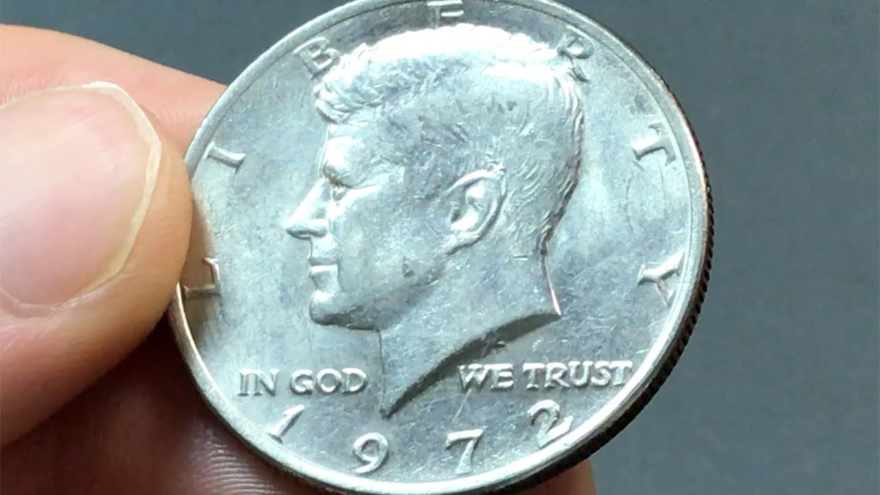 1972 Half Dollar Worth Money How Much