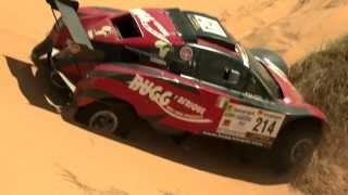AFRICA RACE RESUME ETAPE 7