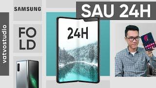 Đánh giá nhanh Samsung Galaxy Fold sau 24h