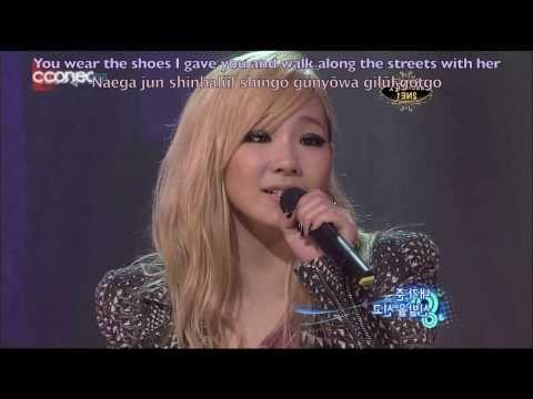 [Eng/Rom] 2NE1- It Hurts (아파) Live
