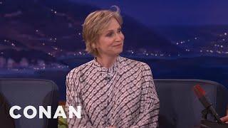 Jane Lynch Really, Truly, Deeply Loves Febreze  - CONAN on TBS