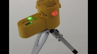 Строительный лазерный уровень с AliExpress(Заказывал тут - http://ali.pub/jflhu Строительный лазерный уровень с AliExpress всего за 470 рублей за 25 дней., 2016-01-30T09:47:31.000Z)