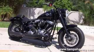 Used 2012 Harley Davidson Bikes for sale FLS Softail Slim
