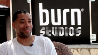 burn studios residency 2012 - Carl Craig Masterclass