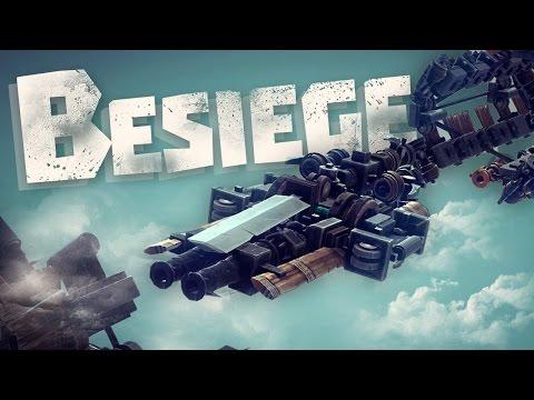 Besiege Showcase | Mad Max Magnum Opus - Best Creations September 2015