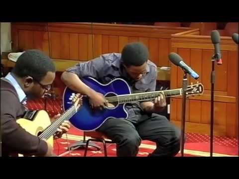 There Shall Be Showers Of Blessing Acoustic Guitar Hymn Medley