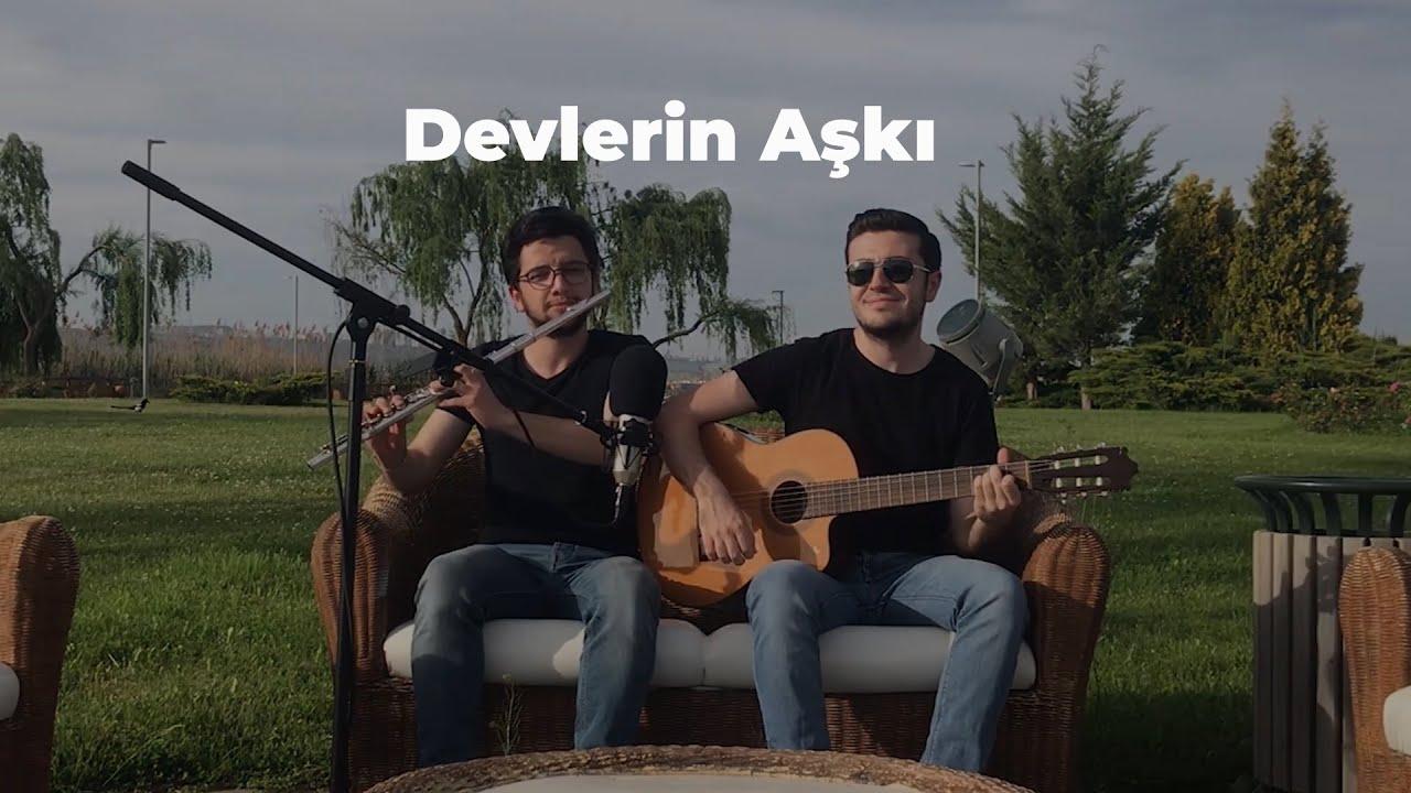 Devlerin Aşkı-Sefa Kaymak - Mehmet Akif Çamur (Enstürmantal cover)