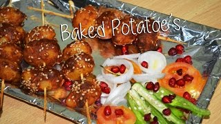 Baked Potato Recipe By Chef Shaheen