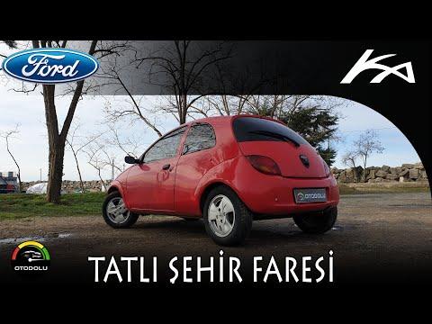 Ford KA | Ekonomik Öğrenci Arabası | TEST | OTODOLU