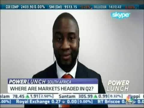 CNBC Africa interview with Lukman Otunuga | 03/04/2019