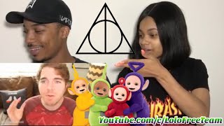 CHILDREN SHOW CONSPIRACY THEORIES REACTION!!!