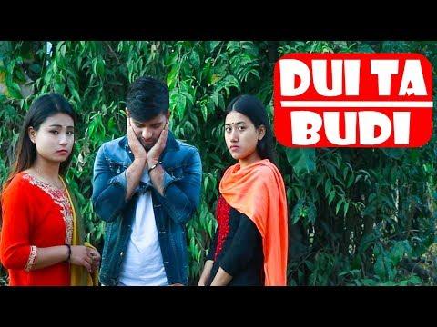 Dui Ta Budi |Buda Vs Budi| Nepali Comedy Short Film|SNS Entertainment|EP-8