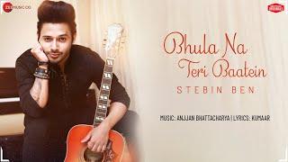 Bhula Na Teri Baatein - Full Audio| Stebin Ben | Anjjan Bhattacharya | Kumaar | Zee Music Originals