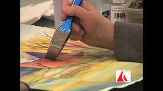 Beginner/Intermediate Watercolor w/ Marcia Rieff