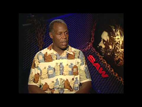 SAW: Danny Glover Exclusive Interview Part 1 of 2
