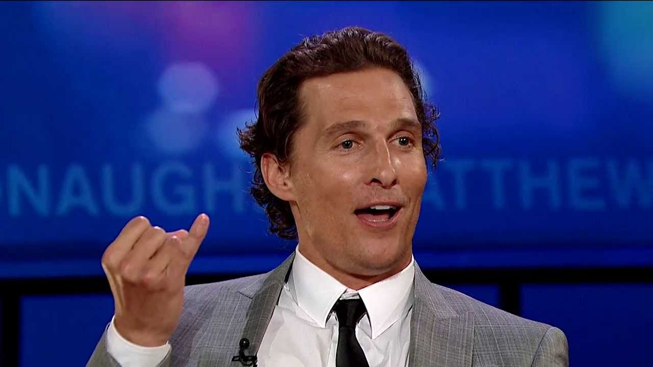 maxresdefault the origin of matthew mcconaughey's 'alright, alright, alright