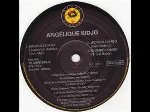 Angelique Kidjo - Wombo Lombo (Junior's Extended Club Mix)