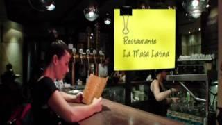 Испания, Мадрид - рестораны, Ла Латина(Бронирование гостиниц, авиа и ж/д билетов: http://www.ozon.travel/?partner=b612 Ла Латина - самый подходящий район для поиско..., 2011-06-30T07:14:57.000Z)