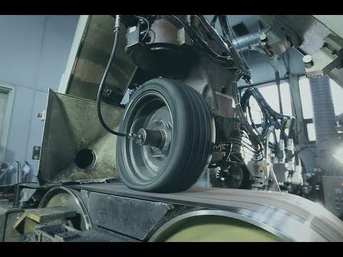 Hankook Tire Manufacturing Facilities